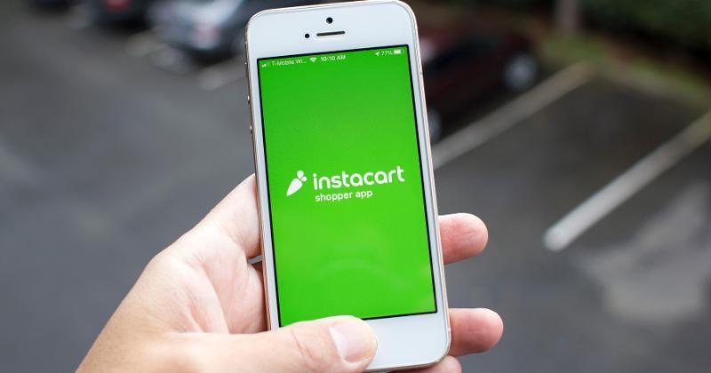Instacard app