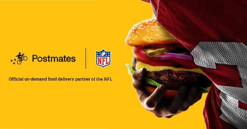 Postmates/NFL