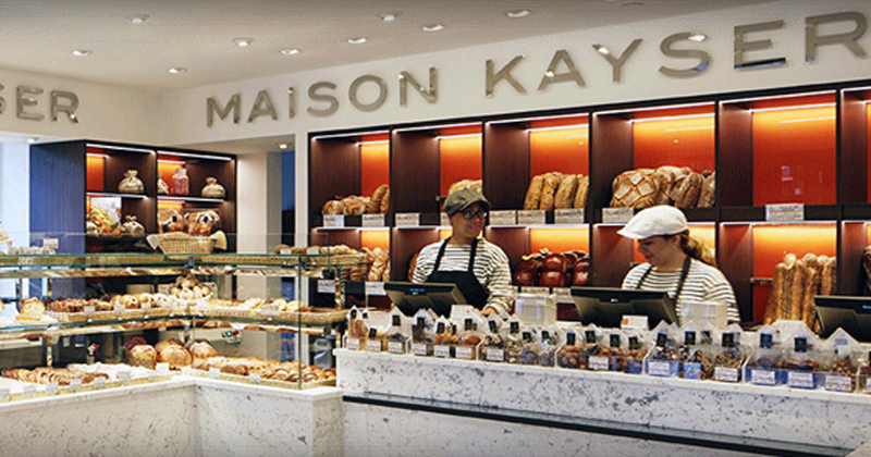 Maison Kayser bankruptcy
