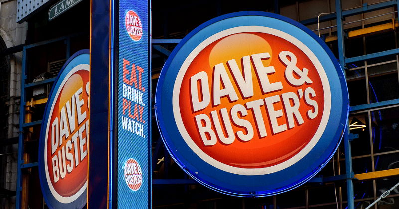 Dave and Busters bankruptcy