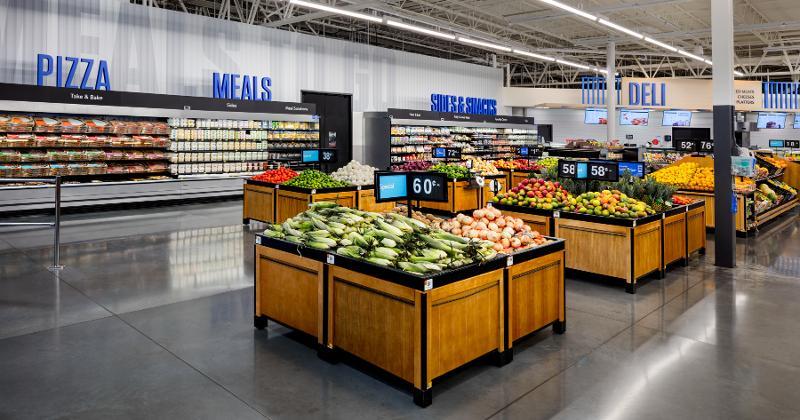 Walmart prepared foods