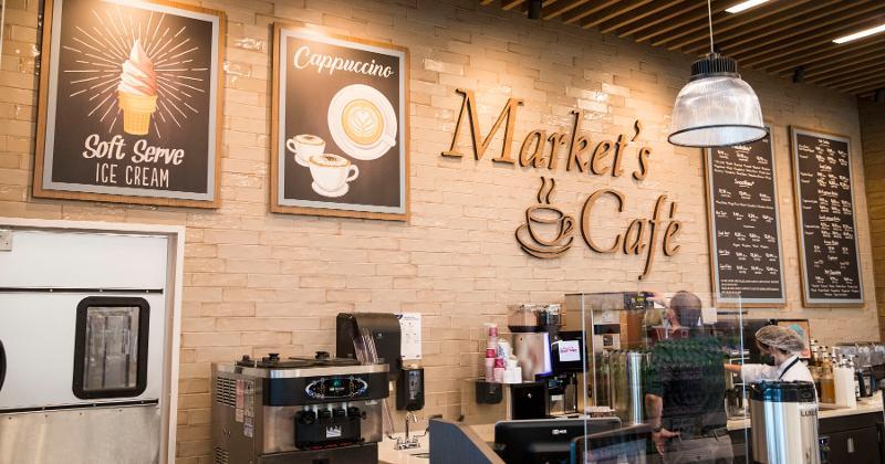 cafe quarters