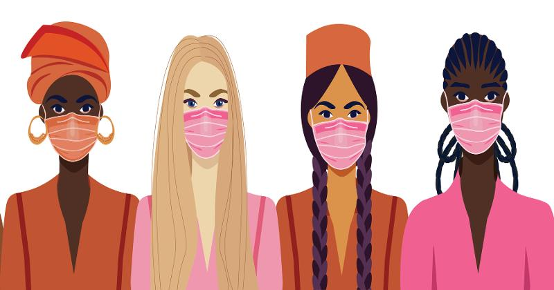 Masks graphic