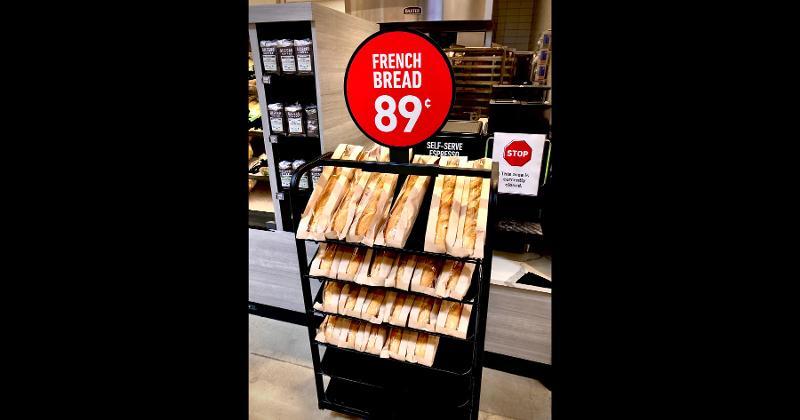 amazon fresh french bread