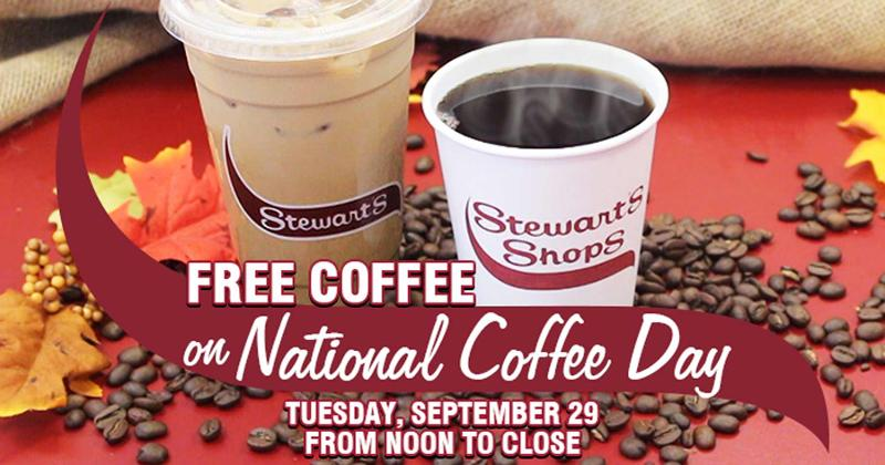 stewarts nation coffee day