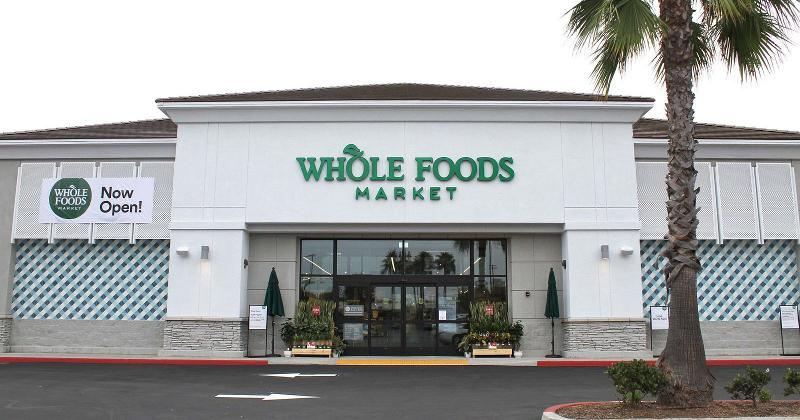 whole foods huntington beach storefront