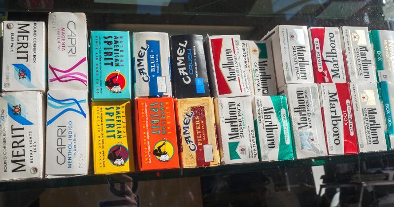 Carton of cigirettes