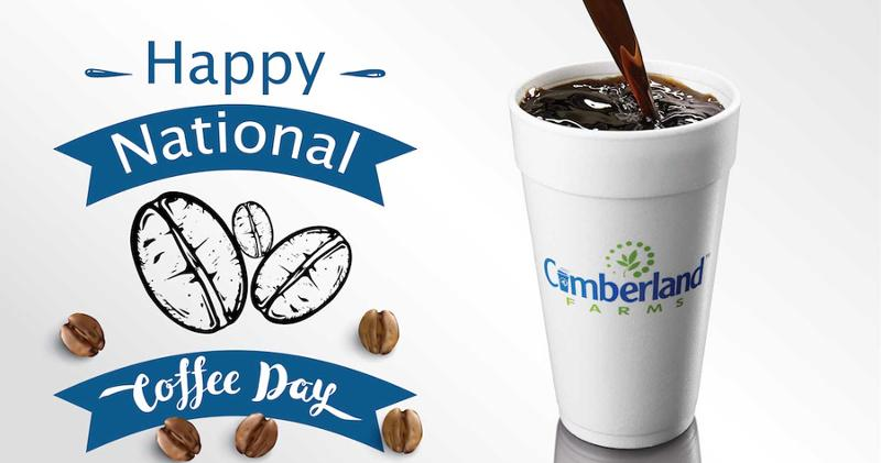 cumberland farms national coffee day
