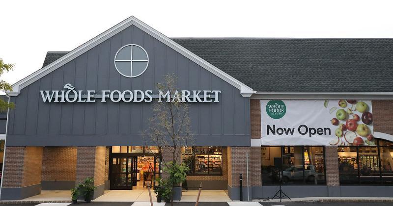 Whole Foods Wayne storefront