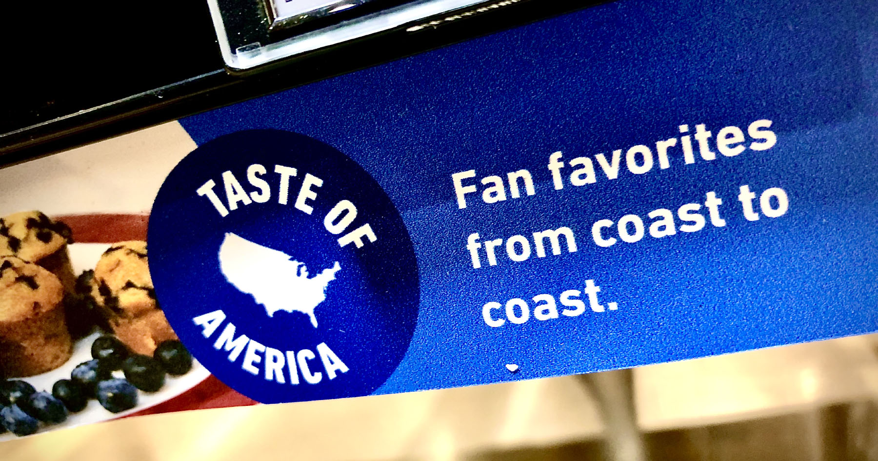 amazon taste of america