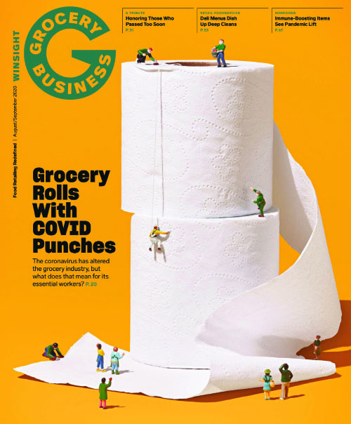 Winsight Grocery Business Magazine August/ September 2020 Issue