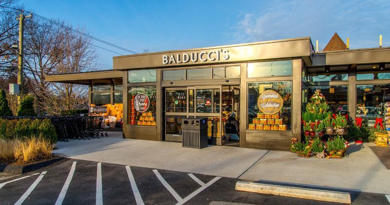 Balducci's storefront