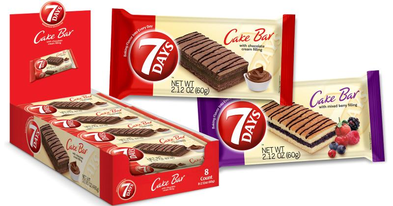 7Days Cake Bars