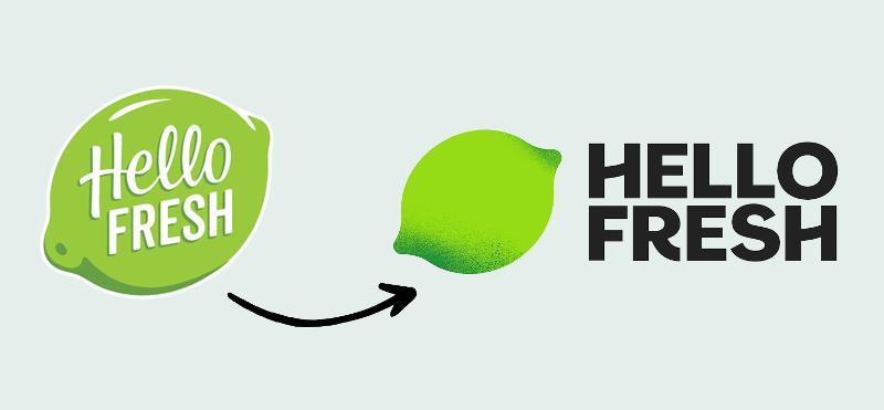 Hello Fresh logos