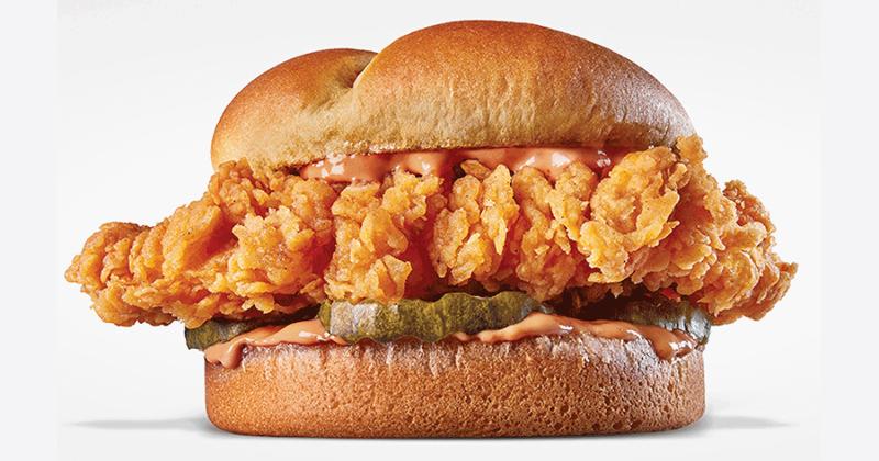 Zaxby's Chicken Sandwich