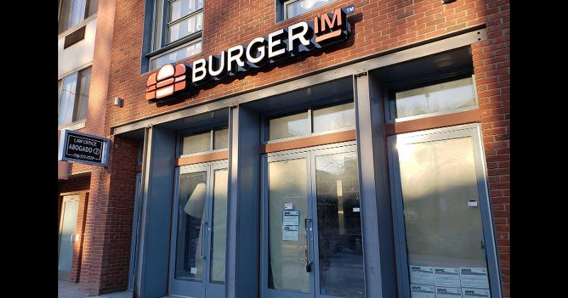 Burgerim closed