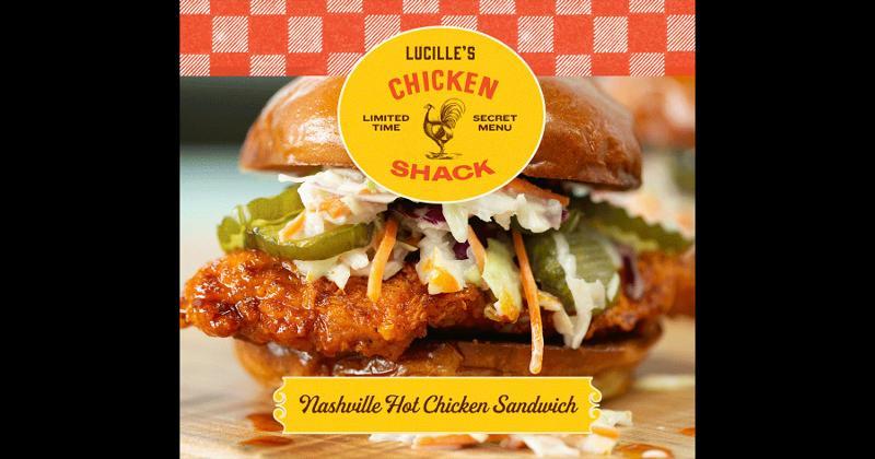 Lucille's chicken shack secret menu