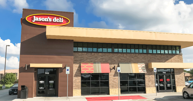 Jason's Deli closures