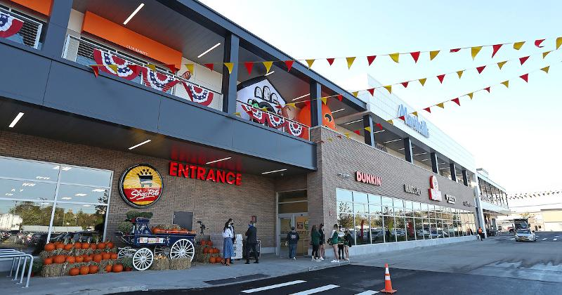 ShopRite storefront