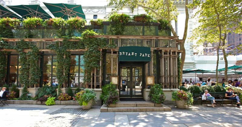 Bryant Park Grill & Cafe