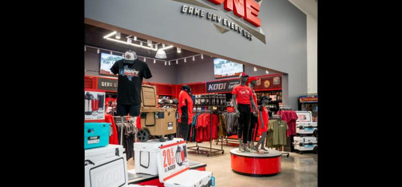 HEB lubbock gameday gear