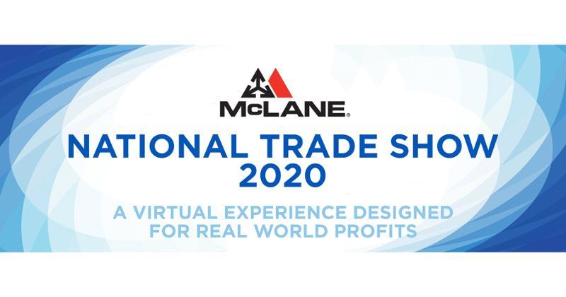 McLane Trade show