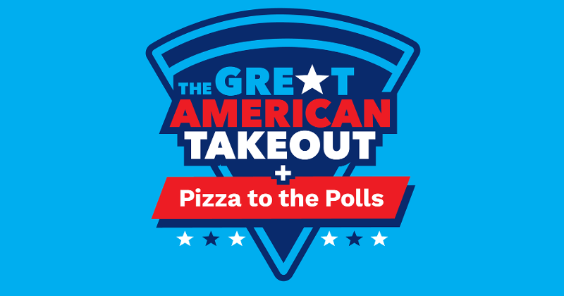 The great American pizza party