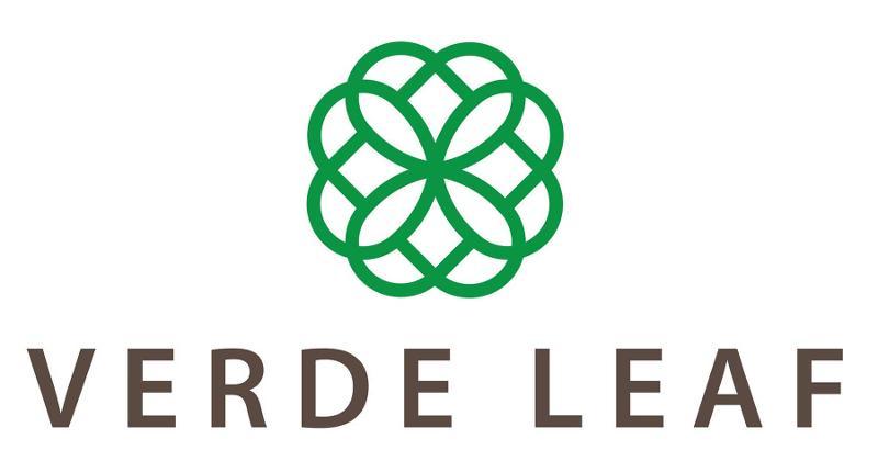 Verde leaf logo