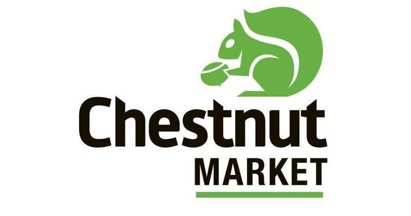 Chestnut market logo