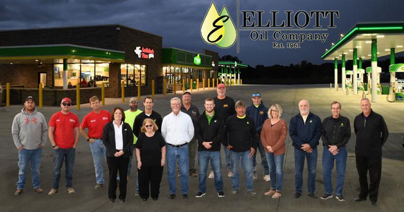 Eddyville Travel Plaza employees