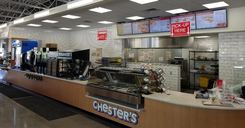 C-Store Kitcehen