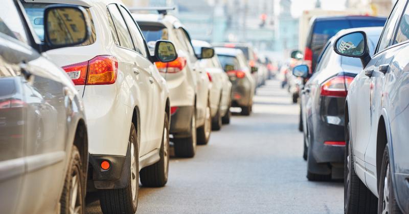 commuting traffic