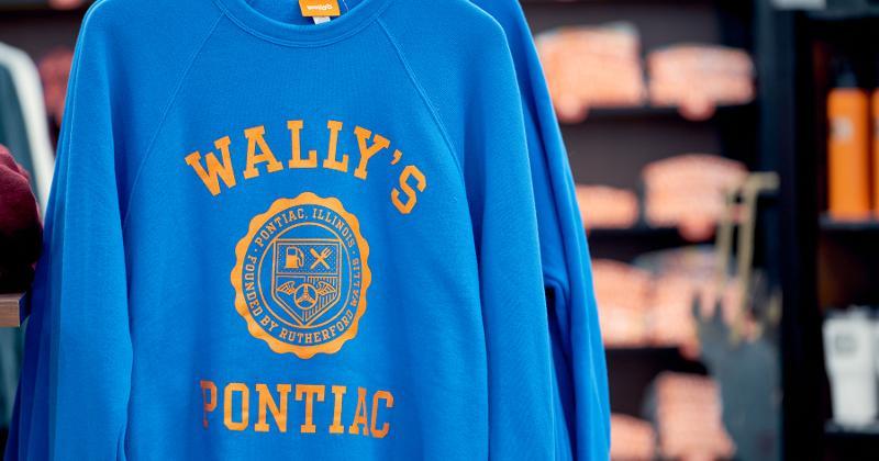 Wally's Merchandise