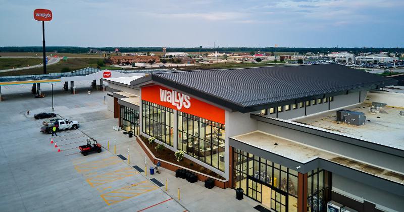Wally's travel center