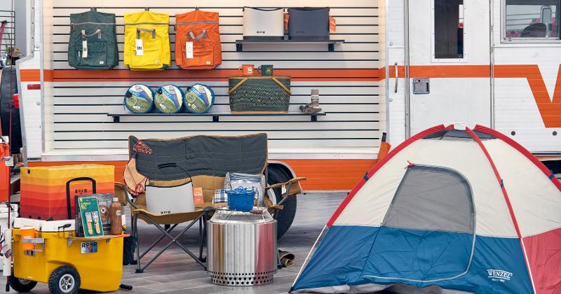 Wally's Camping