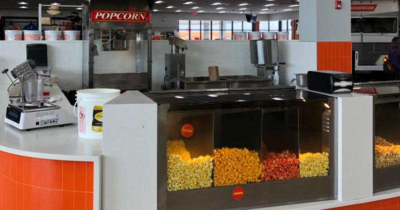 Wally's Popcorn