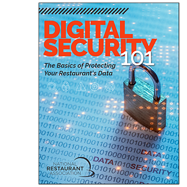 Protect your restaurant's data