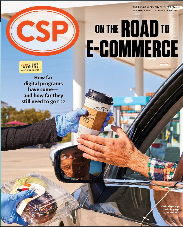 CSP Daily News Magazine On the Road to E-Commerce  Issue