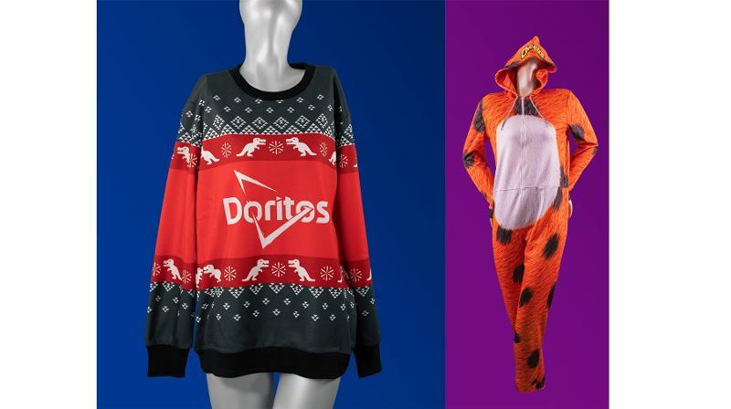 Doritos and Cheetos clothing