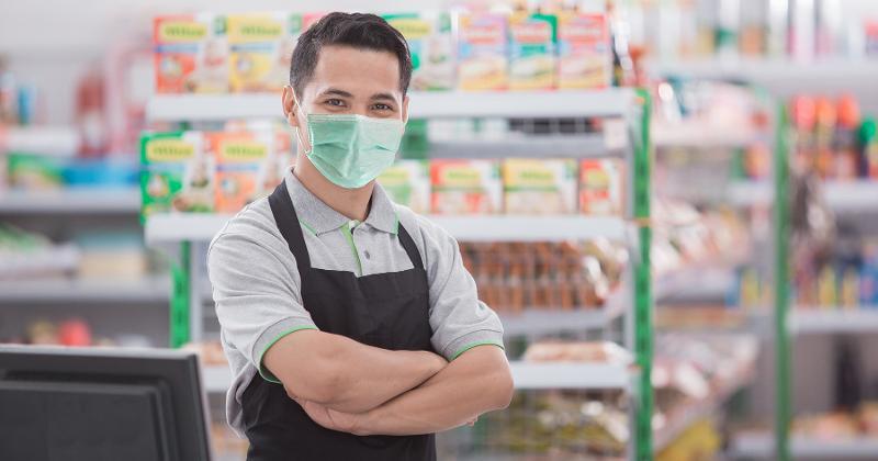 c store worker