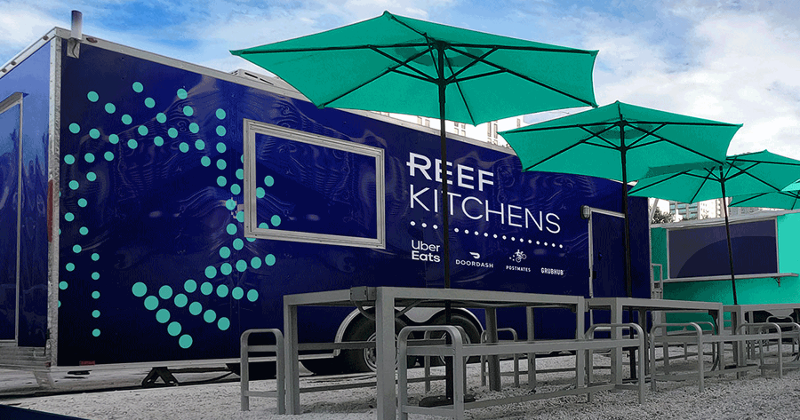 Reef Technology