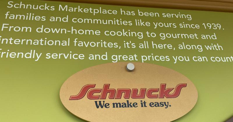 Schnucks markets interior