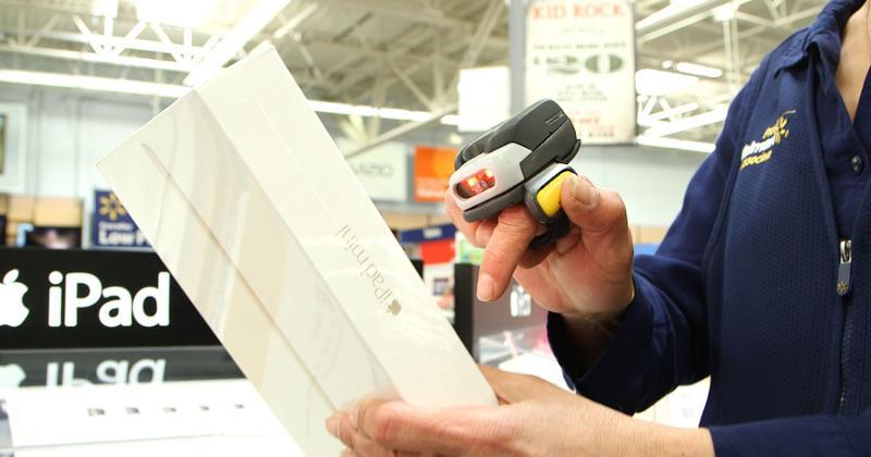 Walmart in-store e-commerce fulfillment
