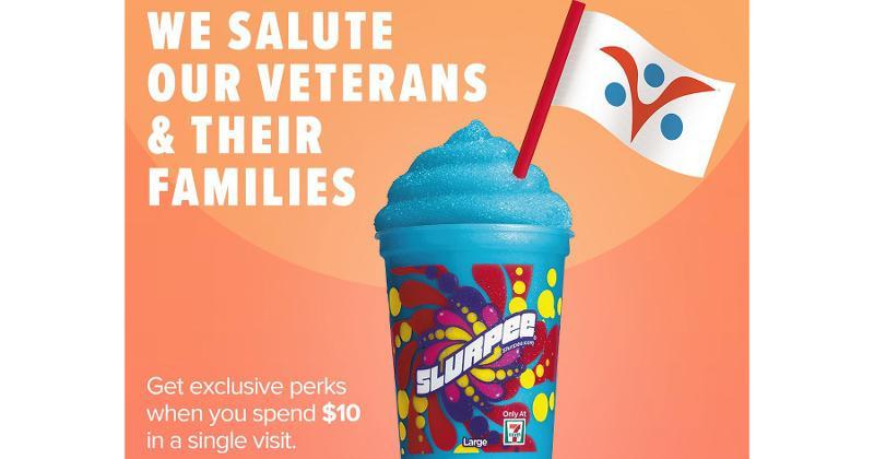 7-Eleven Veterans Day specials