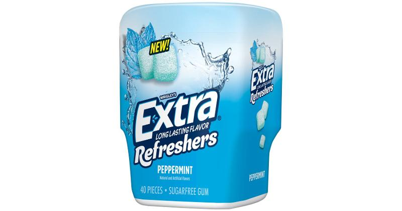 Extra Refreshers Peppermint
