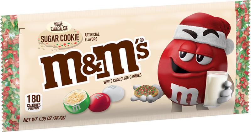 M&M's Sugar Cookie