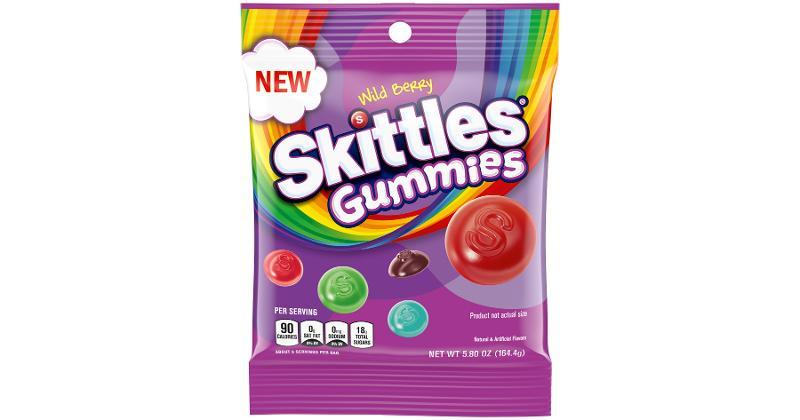 Skittles Gummies