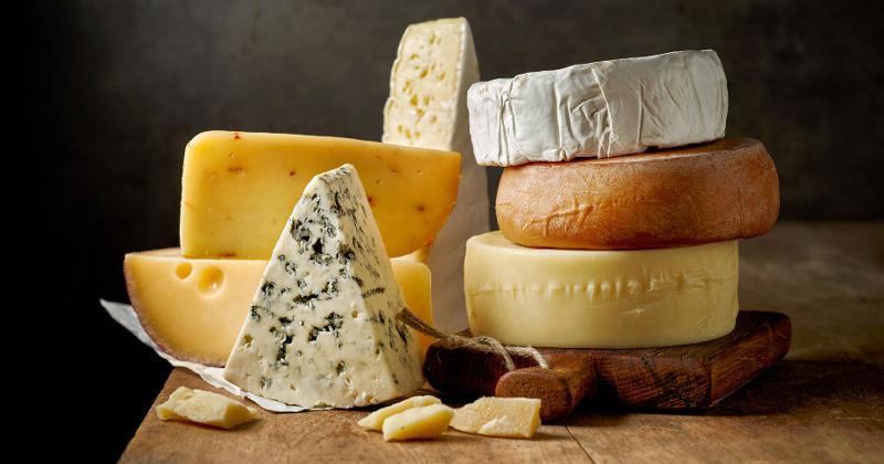 cheeses board