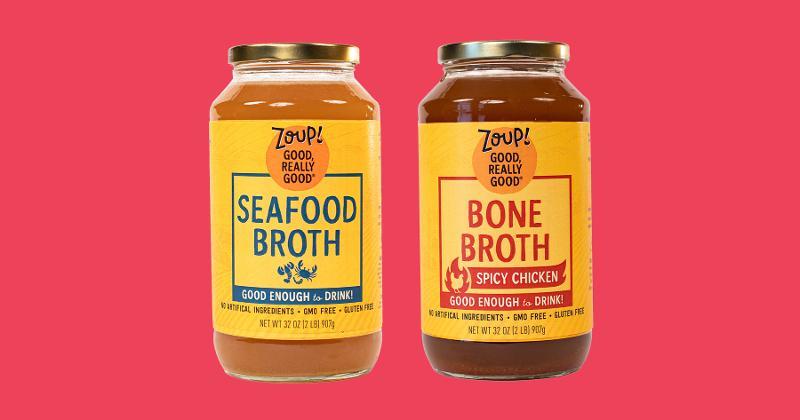 zoup gourmet broth