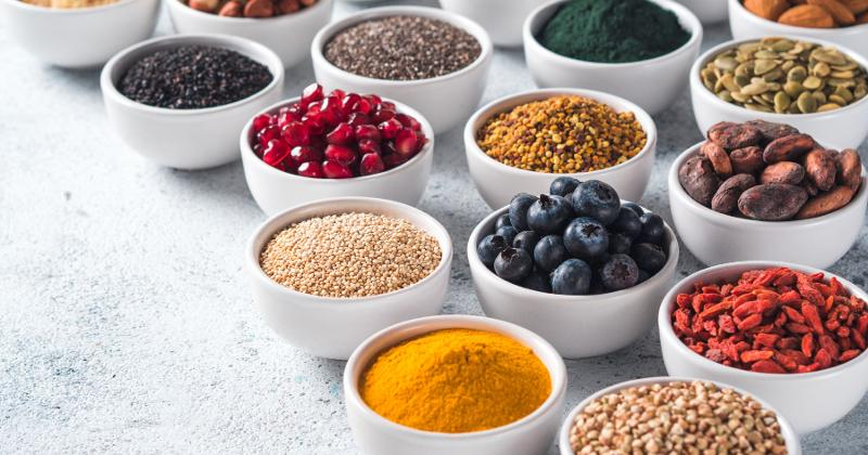 superfoods bowls